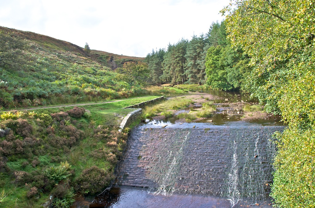 Langsett Waterfall