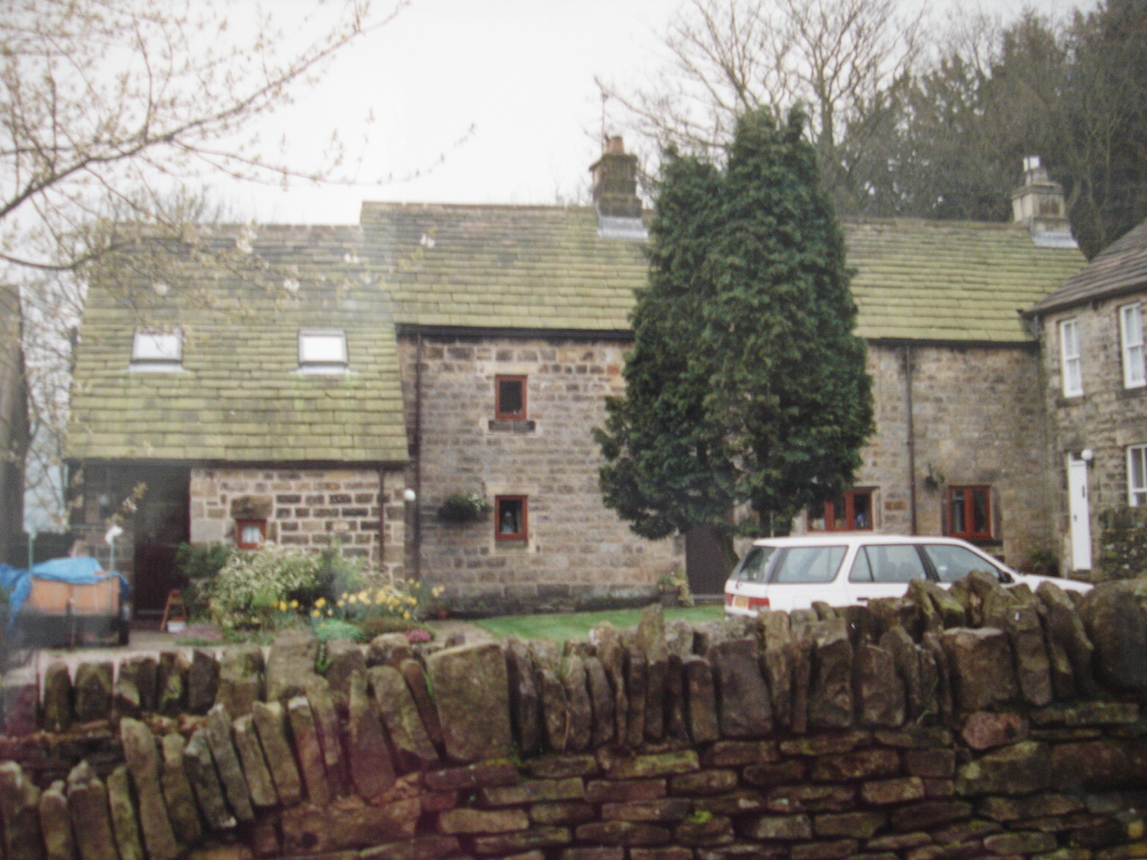 Langsett House Farm 1998