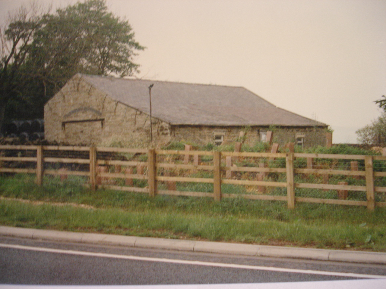 Swindon Walls Farm Barn